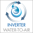 inverter water to air